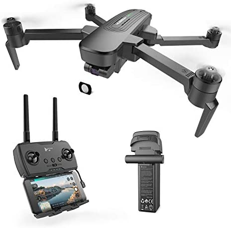 HUBSAN Zino Pro 4K Drone with Three axis stabilization Gimbal FPV Distance 8km Panoramic Photos product image