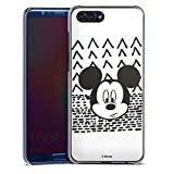 Coque Compatible avec Huawei Honor View 10 Étui Housse Disney Mickey Produit sous Licence...