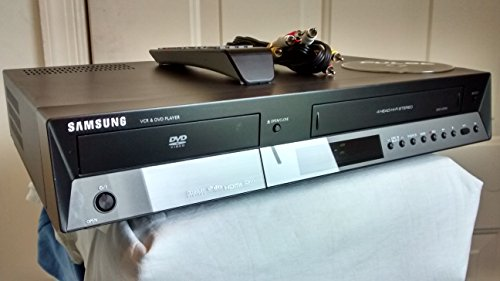 For Sale! SAMSUNG DVD-V9700 HIFI STEREO DVD & VCR COMBO RECORDER 4 ROTARY HEAD. DIGITAL VCR RECORDER...