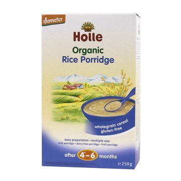 (Pack Of 4) - Demeter Baby Cereal Rice Porridge | HOLLE