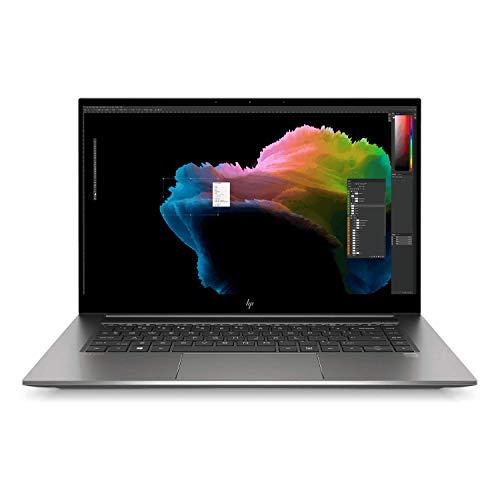 HP ZBook Create G7 Core i7-10850H 16GB 512GB SSD 14 Inch GeForce RTX 2070 8GB Windows 10 Pro Laptop