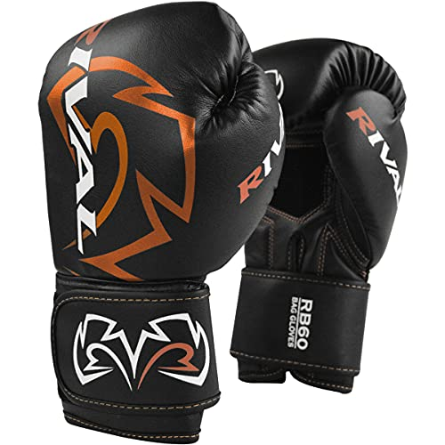 RIVAL Boxing RB60 Workout Bag Gloves - Medium - Black