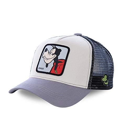 Capslab Goofey Trucker Cap Disney Collab