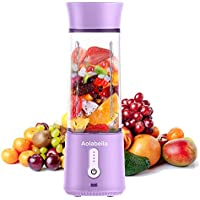 Aolabella Portable Blender with Updated 6 Blades
