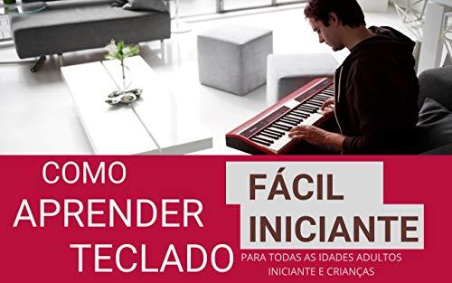 COMO APRENDER TECLADO FÁCIL INICIANTE