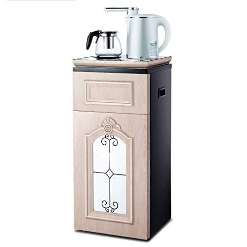 Mejorar Dispensadores de agua caliente Hervidores eléctricos Termostato ajustable Protección contra sobrecalentamiento Ideal para la cocina del hogar y la oficina para hacer café y té (Color: Blanco)