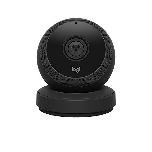 Circle Home Security Camera - Black - RF - N/A - WW