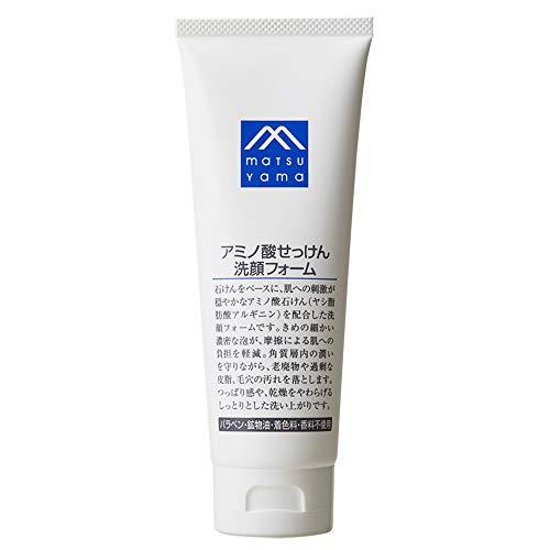 Mマーク(M-mark) アミノ酸せっけん洗顔フォーム 120g