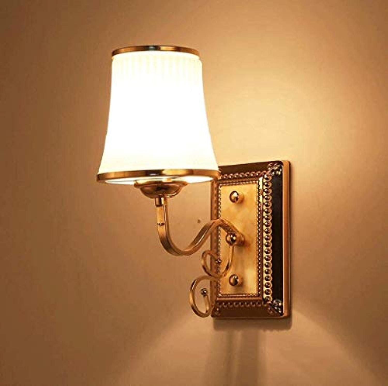 HhGold Eisen Lampe Wand Lounge Das Schlafzimmer Wand Bett Lampen und Rhren im Hotel engagiert, Beleuchtung (Farbe  Know -13.5  27 cm). (Farbe   Weiß-13.5  27cm)