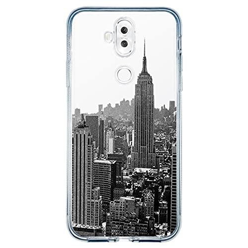 Capa Personalizada Asus Zenfone 5 Selfie Pro - Empire States - MC12