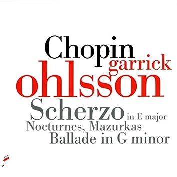 Chopin: Scherzo, Nocturnes, Mazurkas (4-7 April 2017)