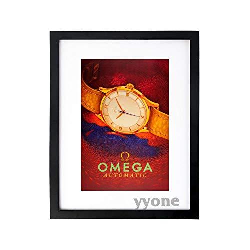 YY-one enmarcado pintura arte impresiones, Omega relojes automáticos decoración del hogar para sala de estar dormitorio pared, 8 'X 12'