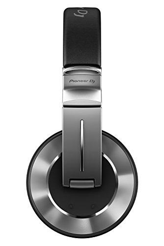 Pioneer DJ DJ Headphone, Silver, 1.6 m twist-sheathed straight cable (HDJ-2000MK2-S   )