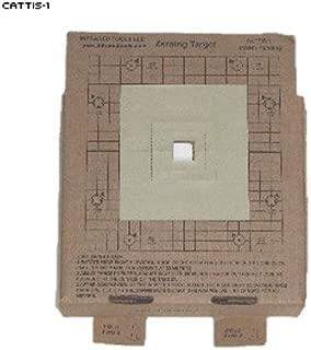 Cardboard Thermal Zeroing Target (Pack of 12)