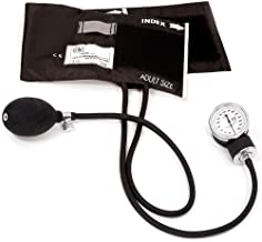 Prestige Medical 79-BLK Standard Aneroid Sphygmomanometer