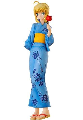 Fate/stay night: Saber Yukata Version 1/8 PVC Figurine