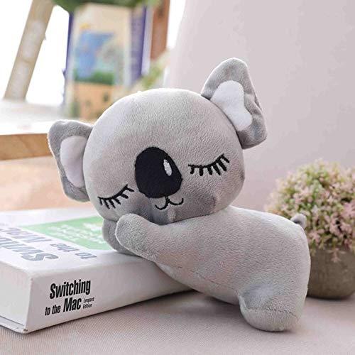 N / A 20cm 4 Colores Koala Plush Toy Soft Cartoon Australia Animal Stuffed Doll Decoración del hogar Niños Niños Niñas Regalos de cumpleaños 20CM