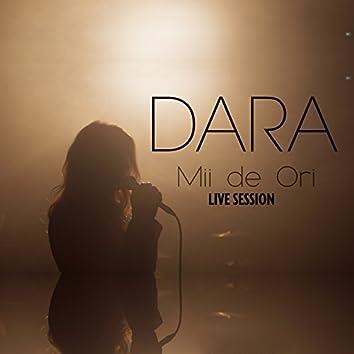 Mii De Ori (Live Session)