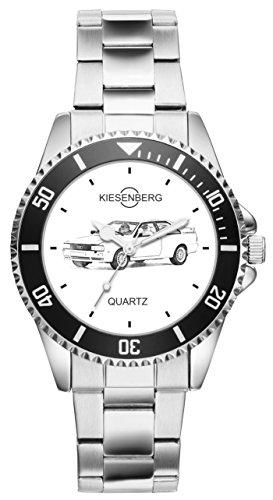 KIESENBERG Uhr - Geschenk für Urquattro Oldtimer Fans Fahrer 20072