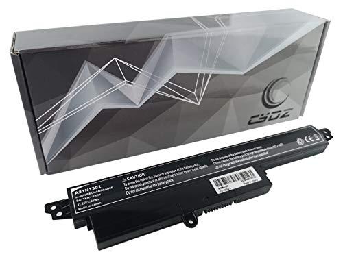 CYDZ® A31N1302 A31LM9H A31LMH2 11.25V 33Wh Bateria de Laptop para ASUS VivoBook F200CA F200M F200MA FX200CA K200MA R202CA X200CA X200MA AR5B125 0B110-00240100E 1566-6868 200CA-CT161H