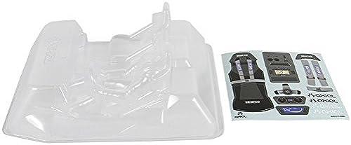 Axial Racing AX31177 Interior Set .040 Clear by Axial Racing