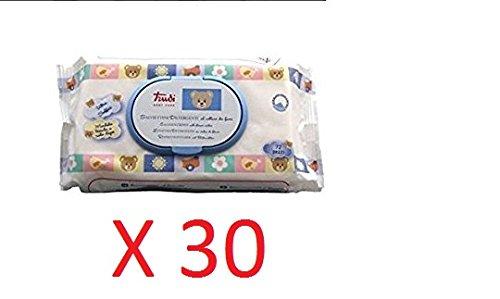 Trudi Baby Care Salviettine Detergenti 72 Pz Offerta Quantità:30Pz