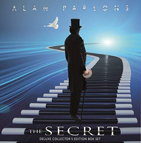 The Secret (CD+Dvd+Lp+T-Shirt+Poster Box Set) [Vinyl LP]