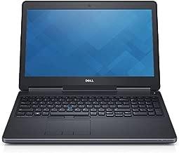 Dell Precision M7510 WorkStation 15.6 FHD IPS Display Intel I7-6820HQ 32GB DDR4 256GB SSD Nvidia Quadro M1000M 2GB GDDR5 Windows 10 Pro (Renewed)