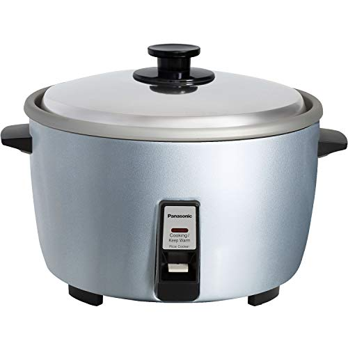 Panasonic SR-42HZP 23-cup (Uncooked) Commercial Rice Cooker, 'NSF' Approved, Stainless Steel Lid