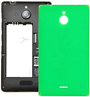 Battery case Jrc Battery Back Cover for Nokia Lumia X2 (Orange) Mobile phone accessories (Color : Green)