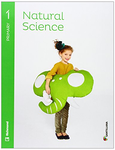 NATURAL SCIENCE 1 PRIMARY STUDENT'S BOOK + AUDIO - 9788468086569