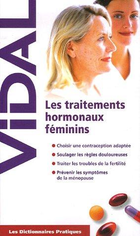 Les Traitements hormonaux féminins
