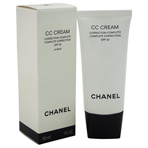 Chanel CC Creme 30 - beige - Damen, 1er Pack (1 x 30 ml)