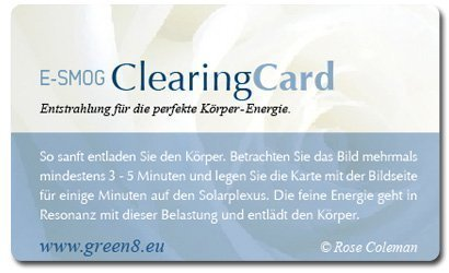 E-SMOG - Clearing Card