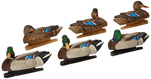 Avian-X Top Flight Preener/Rester Mallard Duck Hunting Decoys 8072