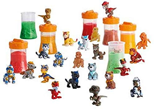 Fingerlings 3850 Untamed Mad Lab Minis, Multicolor, (WowWee 3855)