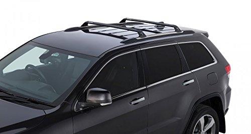 jeep grand cherokee roof rack amazon comrhino rack 2011 2016 jeep grand cherokee wk2 4dr suv (with chrome roof rails