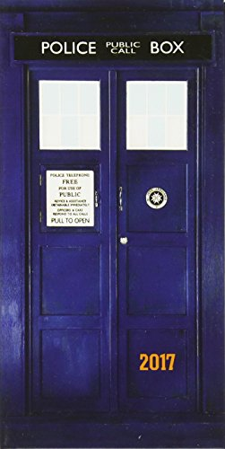 Doctor Who - Official 2017 Diary