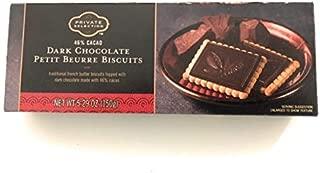Dark Chocolate Petit Beurre Biscuits (3 Pack)
