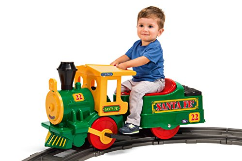 Peg Perego Santa Fe Train Ride...