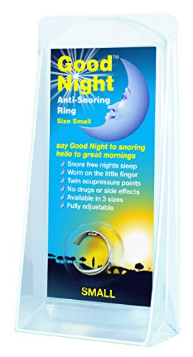 Good Night Anti Snoring Small Ring