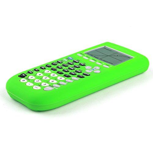 Guerrilla Silicone Case for Texas Instruments TI-84 Plus Graphing Calculator, Green Photo #3