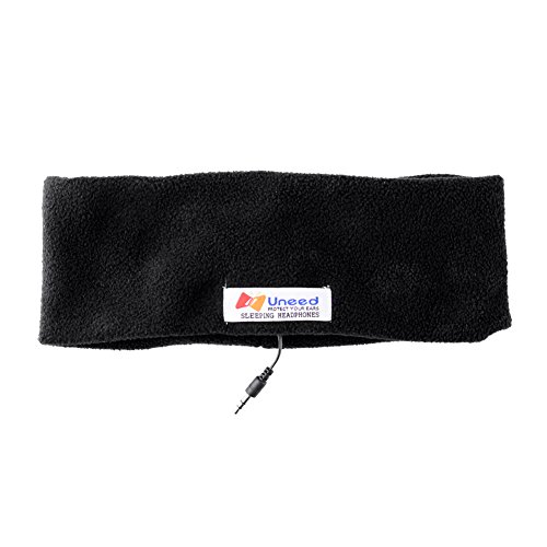 AFUNTA Sleep Headphone Stereo Headphone + Soft Fleece Earmuffs Most...