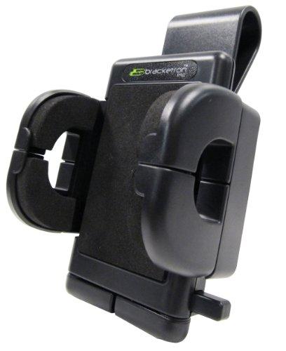 Longridge Support GPS Bracketron pour sac de golf mixte adulte 22 x 16.5 x 6 cm