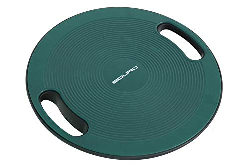 Eduro Balance Board Ø 40 cm grün Fitnessübungen Aerobic Training
