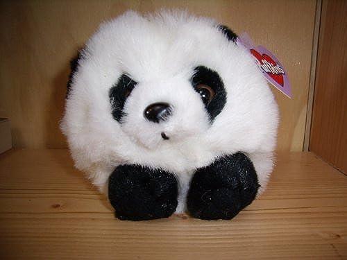 Puffkins Plush 5 Peter Panda Beanbag by Puffkins