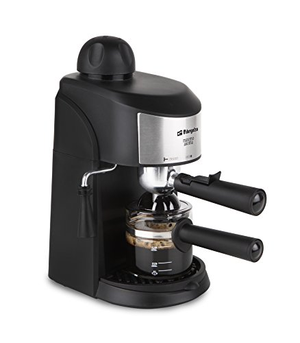 Orbegozo 16261 Cafetera a presión, 800 W, 6 Cups