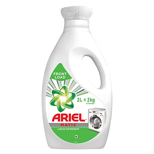 Ariel Matic Liquid Detergent, Front Load, 2 Litre