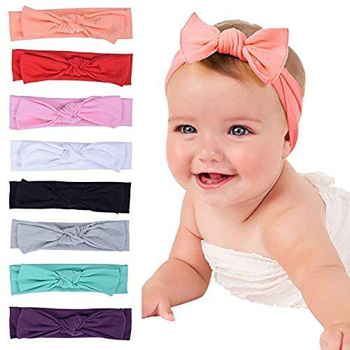 El Mejor Listado de Moños para Bebé que puedes comprar esta semana. 2