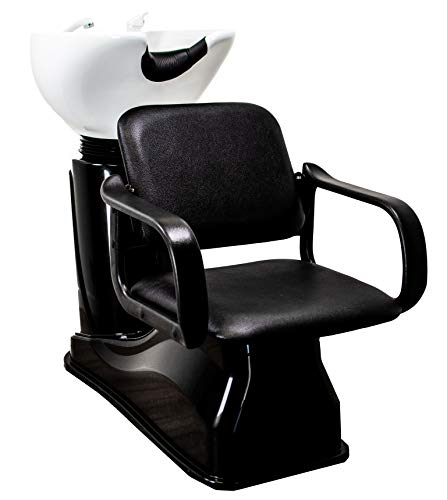 poltrona parrucchiere lavatesta shampoo salone barbiere capelli lavaggio professionale